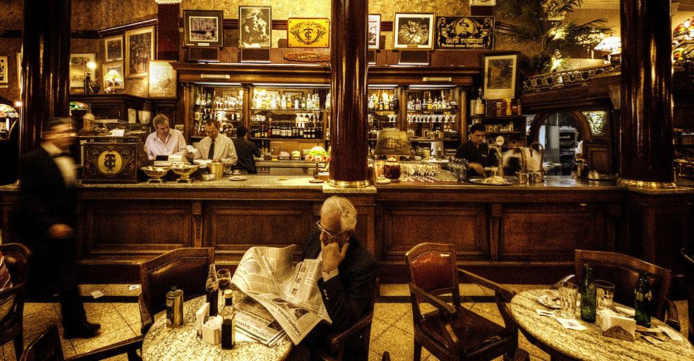 Cafés en Buenos Aires