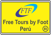walking tour peru