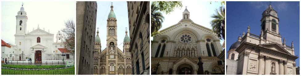 Best Churches of Buenos Aires
