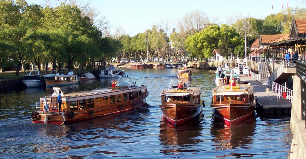 How to get to Tigre from Buenos Aires