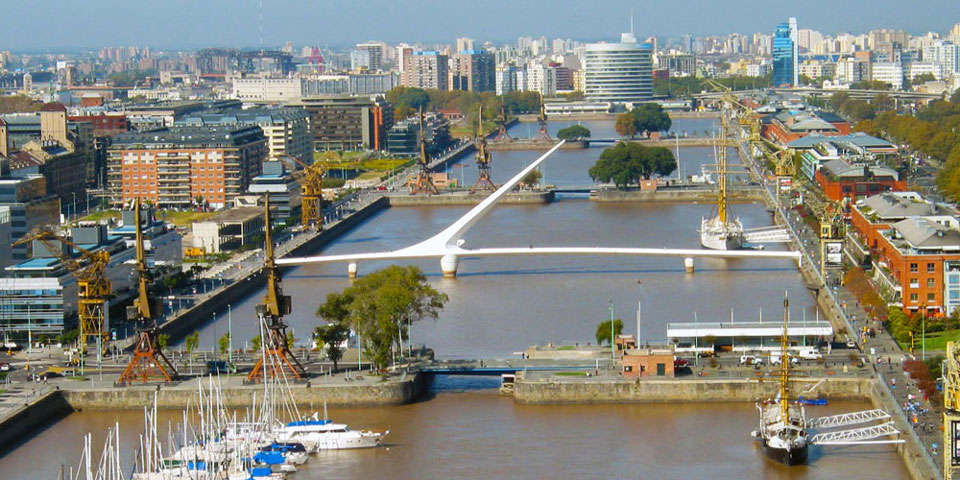 What to do in Puerto Madero