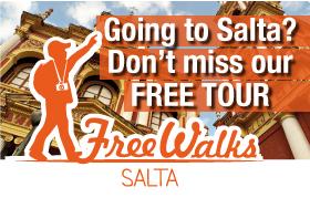 Salta Free Walks