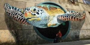 mural in barracas