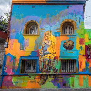 graffiti tour palermo