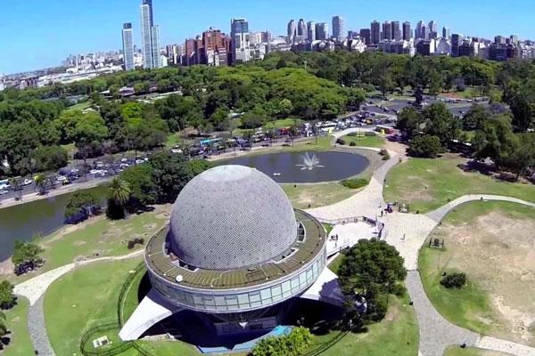 planetarium buenos aires