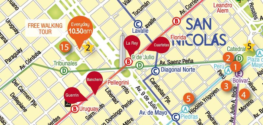 Tour de Pizzerías Buenos Aires