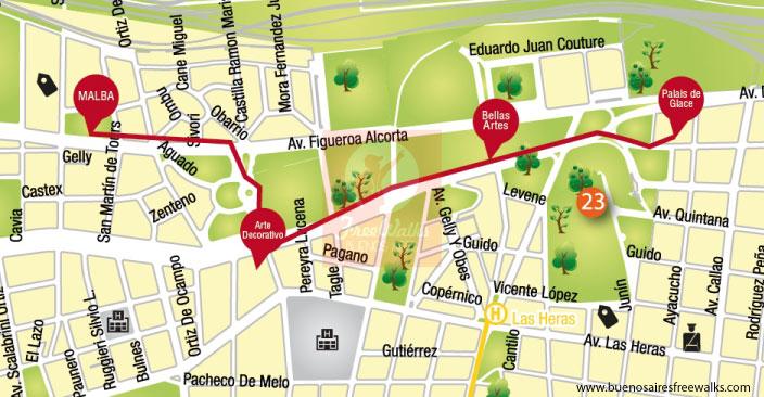 Tour de Museos Buenos Aires