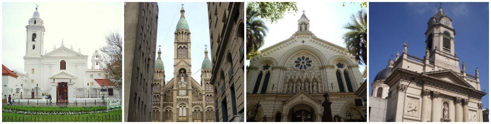 Iglesias más lindas de Buenos Aires