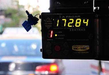reloj-taxi