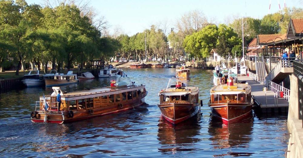 Cómo viajar a Tigre desde Buenos Aires