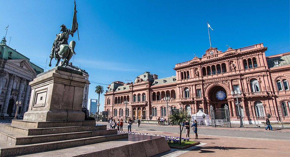 Casa Rosada De Buenos Aires Buenos Aires Free Walks