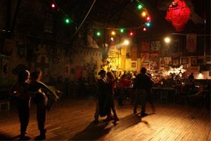 dónde ver tango en buenos aires