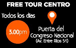 free tour centro