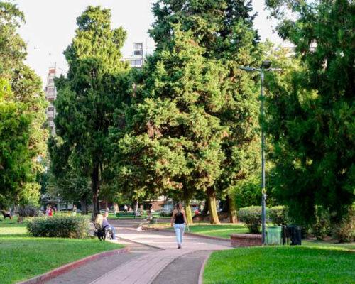 parque rivadavia