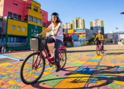 Recorrido Bicicleta Buenos Aires