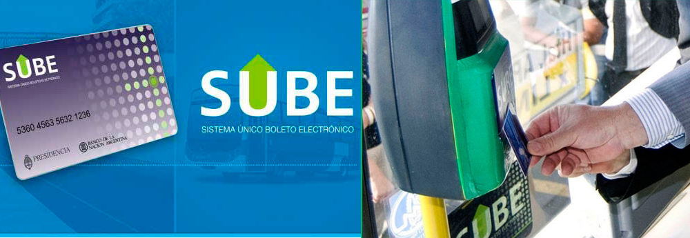 How to get the SUBE card