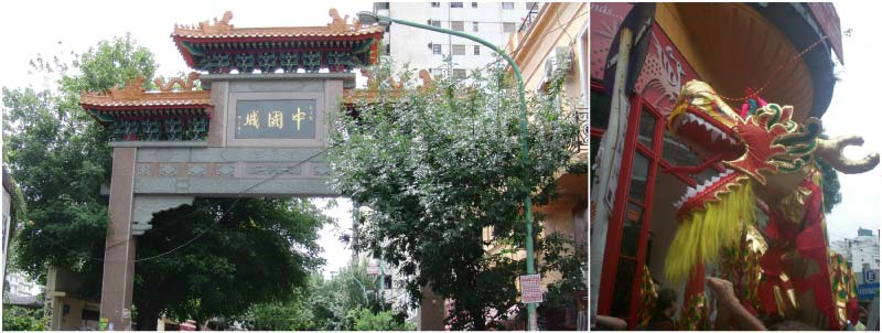 China Town – Barrio Chino