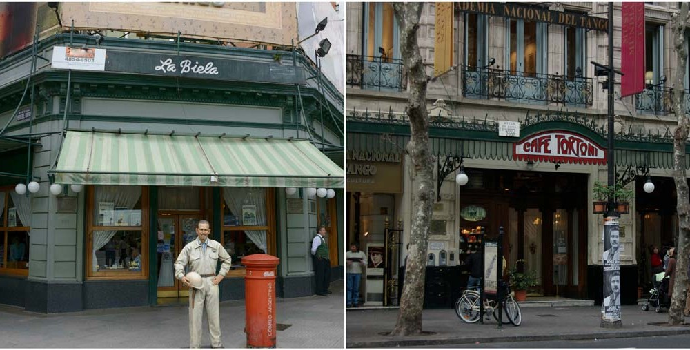 Cafes in Buenos Aires