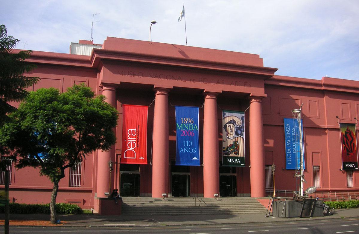 Top 6 museums in buenos aires for Universidad de arte