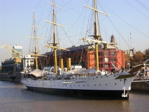 Frigate Buenos aires