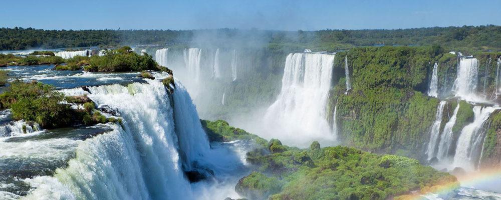 Buenos Aires to Iguazu Falls
