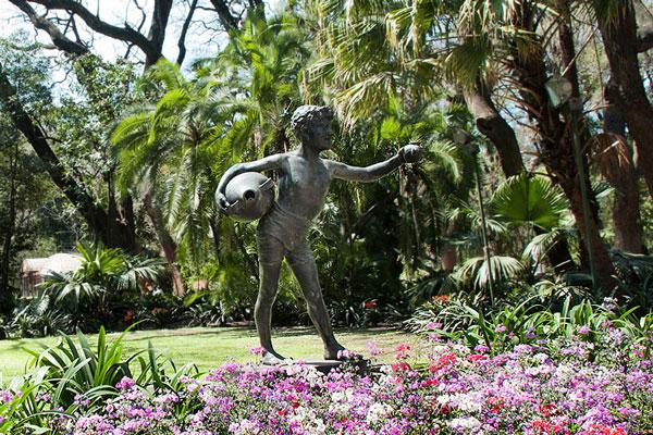 botanic garden buenos aires
