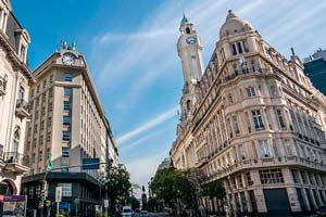 itinerary buenos aires