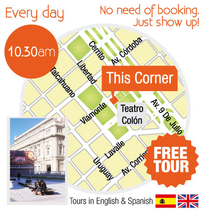 Free Tour Buenos Aires Morning