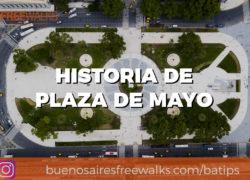 historia de plaza de mayo