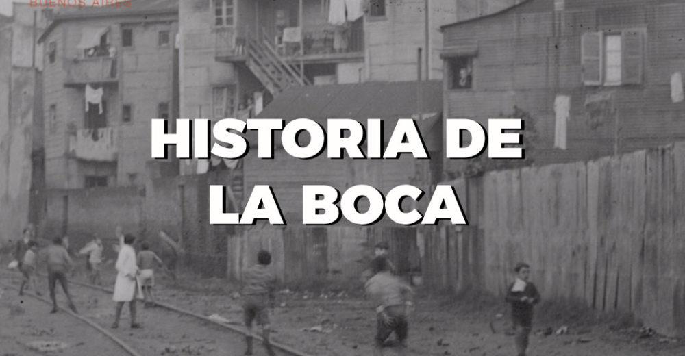 Capítulo 4: Historia de La Boca