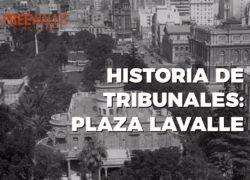 historia de tribunales