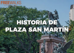 historia de plaza san martin