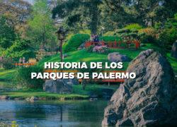 historia de los parques de palermo