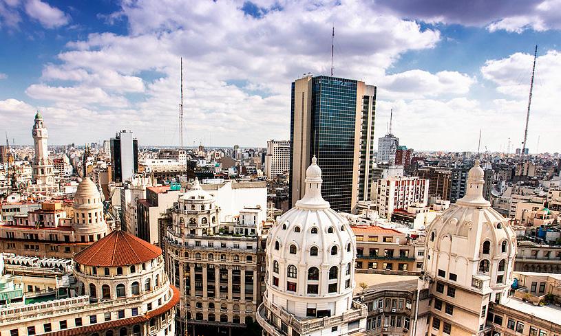Art Nouveau Jewels of Buenos Aires