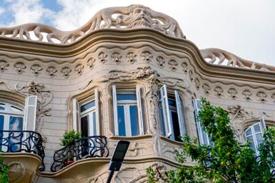 art nouveau buenos aires