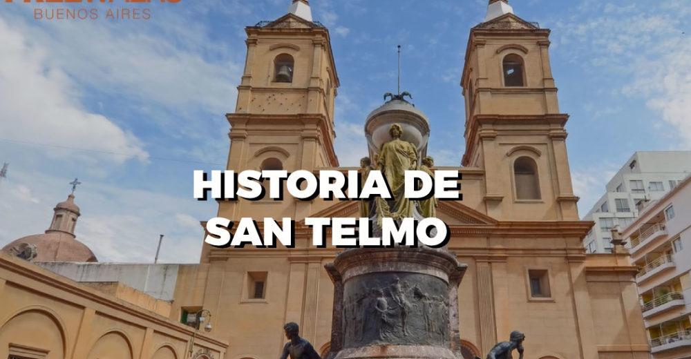 Capítulo 8: Historia de San Telmo