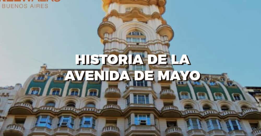 Capítulo 9: Historia de la Avenida de Mayo