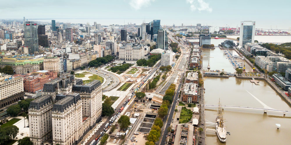 Booking hotel in Buenos Aires