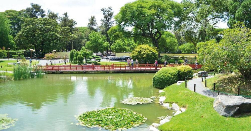 Lezama Square (Parque Lezama)