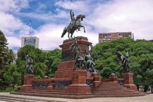 san martin plaza