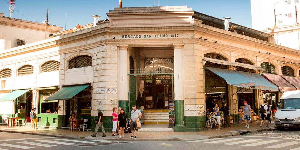 what to do in san telmo