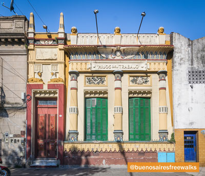 what to do in barracas