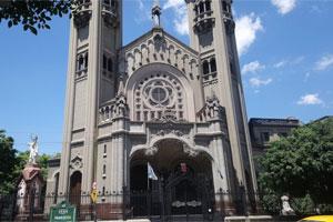 caballito basílica