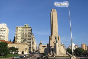 argentine flag and manuel belgrano