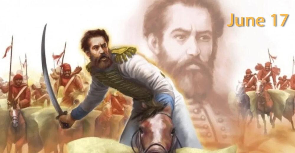 General Martín Miguel of Güemes