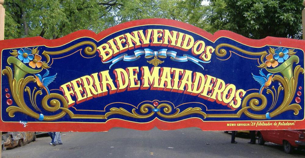 Mataderos Neighborhood Fair