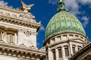 Domes of Buenos Aires