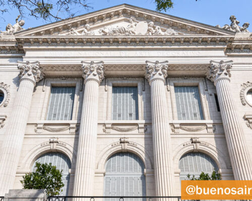 Palaces of Buenos Aires